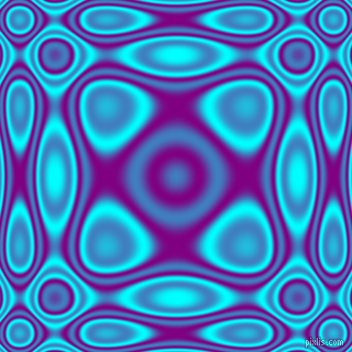 , Aqua and Purple plasma wave seamless tileable