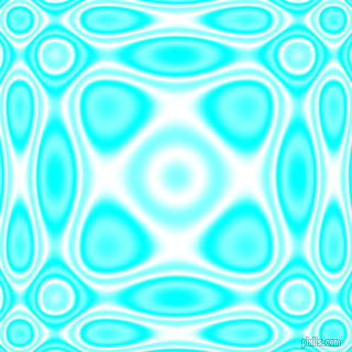, Aqua and White plasma wave seamless tileable
