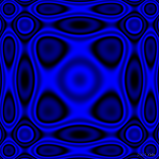 , Black and Blue plasma wave seamless tileable