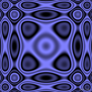 , Black and Light Slate Blue plasma wave seamless tileable