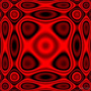 , Black and Red plasma wave seamless tileable