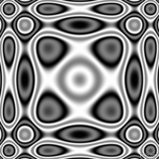 , Black and White plasma wave seamless tileable