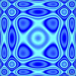 , Blue and Electric Blue plasma wave seamless tileable