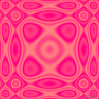 , Deep Pink and Salmon plasma wave seamless tileable