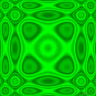 , Green and Lime plasma wave seamless tileable