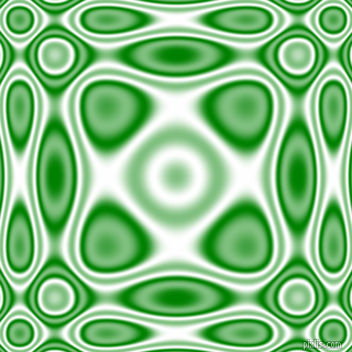 , Green and White plasma wave seamless tileable