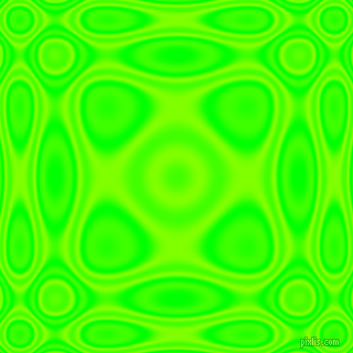, Lime and Chartreuse plasma wave seamless tileable