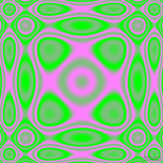 , Lime and Fuchsia Pink plasma wave seamless tileable