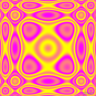 , Magenta and Yellow plasma wave seamless tileable