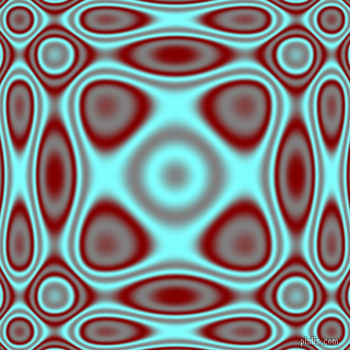 , Maroon and Electric Blue plasma wave seamless tileable