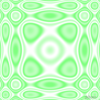 , Mint Green and White plasma wave seamless tileable