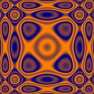 , Navy and Dark Orange plasma wave seamless tileable