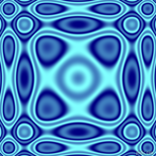 , Navy and Electric Blue plasma wave seamless tileable