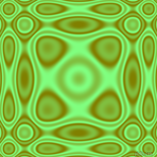 , Olive and Mint Green plasma wave seamless tileable