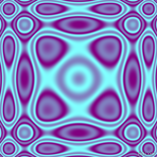 , Purple and Electric Blue plasma wave seamless tileable