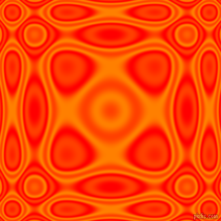 , Red and Dark Orange plasma wave seamless tileable