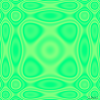, Spring Green and Mint Green plasma wave seamless tileable