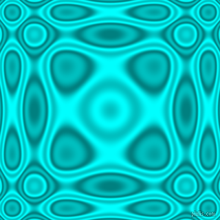 , Teal and Aqua plasma wave seamless tileable