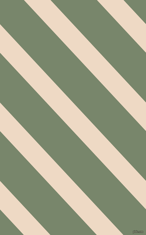 133 degree angle lines stripes, 66 pixel line width, 115 pixel line spacing, Almond and Camouflage Green stripes and lines seamless tileable