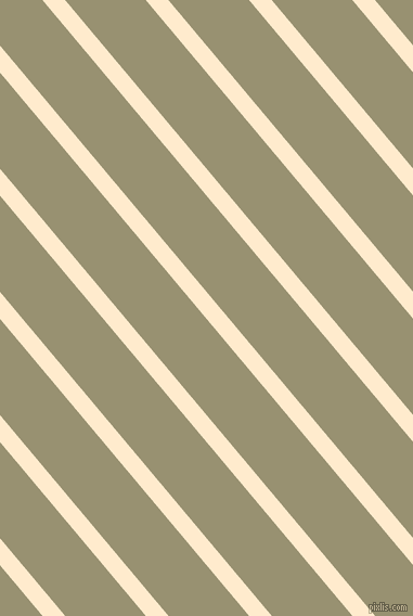 130 degree angle lines stripes, 16 pixel line width, 57 pixel line spacing, Blanched Almond and Gurkha stripes and lines seamless tileable