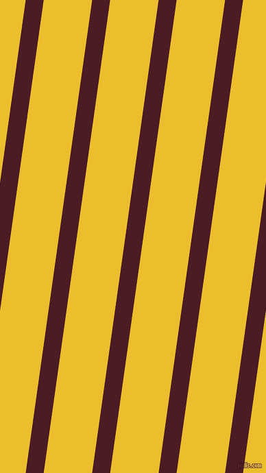 82 degree angle lines stripes, 26 pixel line width, 70 pixel line spacing, Bordeaux and Bright Sun stripes and lines seamless tileable