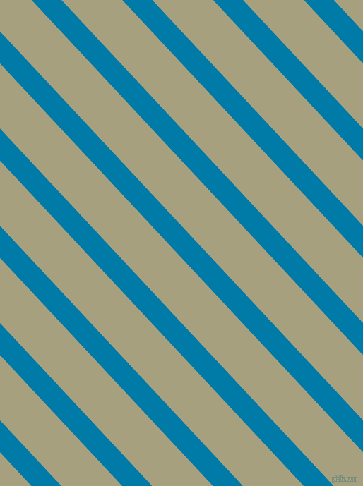 133 degree angle lines stripes, 31 pixel line width, 63 pixel line spacing, Cerulean and Hillary stripes and lines seamless tileable