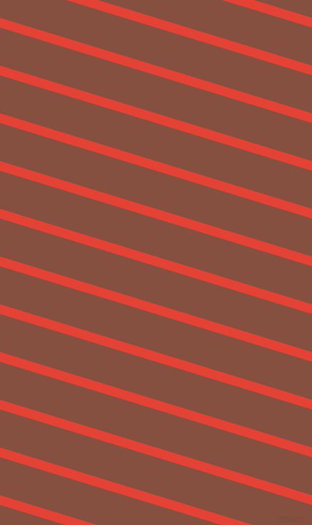 163 degree angle lines stripes, 13 pixel line width, 51 pixel line spacing, Cinnabar and Ironstone stripes and lines seamless tileable