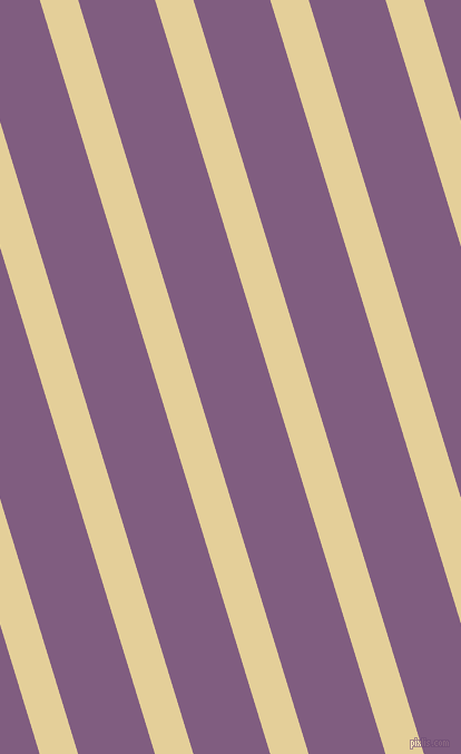 107 degree angle lines stripes, 33 pixel line width, 66 pixel line spacing, Double Colonial White and Trendy Pink stripes and lines seamless tileable