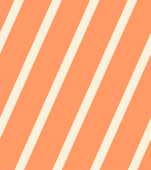 66 degree angle lines stripes, 30 pixel line width, 89 pixel line spacing, Early Dawn and Atomic Tangerine stripes and lines seamless tileable
