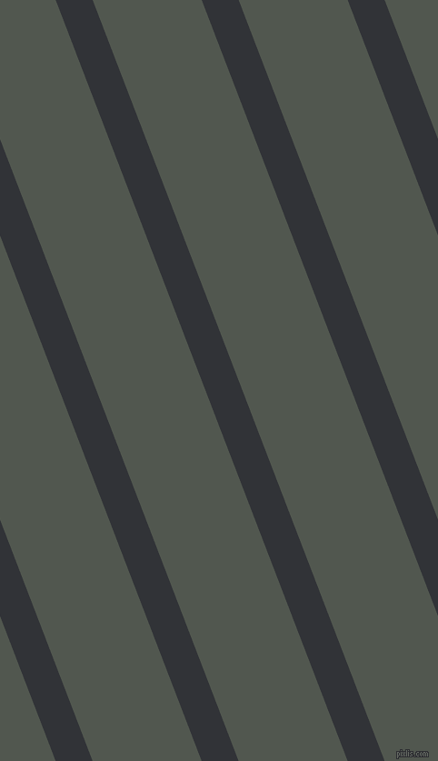 111 degree angle lines stripes, 38 pixel line width, 112 pixel line spacing, Ebony and Battleship Grey stripes and lines seamless tileable