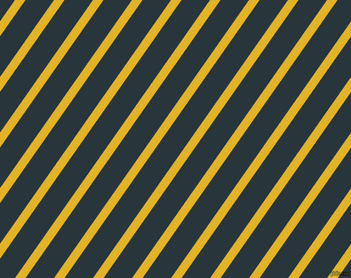 55 degree angle lines stripes, 17 pixel line width, 46 pixel line spacing, Gold Tips and Oxford Blue stripes and lines seamless tileable