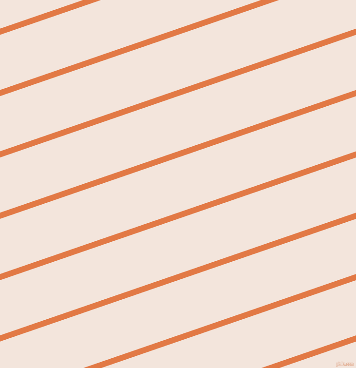 19 degree angle lines stripes, 12 pixel line width, 107 pixel line spacing, Jaffa and Fair Pink stripes and lines seamless tileable