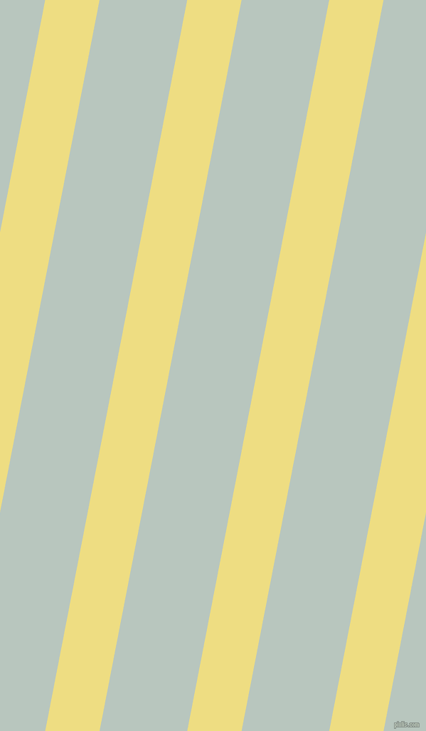 79 degree angle lines stripes, 75 pixel line width, 121 pixel line spacing, Light Goldenrod and Nebula stripes and lines seamless tileable