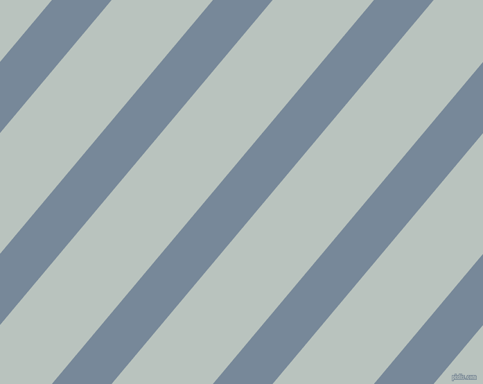 50 degree angle lines stripes, 66 pixel line width, 112 pixel line spacing, Light Slate Grey and Tiara stripes and lines seamless tileable