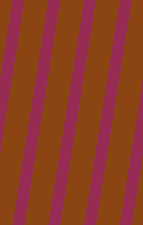 81 degree angle lines stripes, 40 pixel line width, 79 pixel line spacingLipstick and Saddle Brown stripes and lines seamless tileable