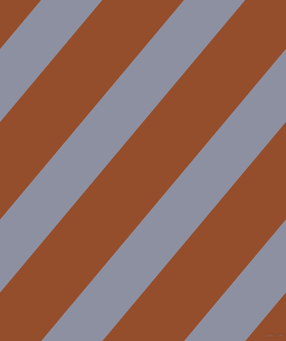 50 degree angle lines stripes, 93 pixel line width, 124 pixel line spacing, Manatee and Alert Tan stripes and lines seamless tileable