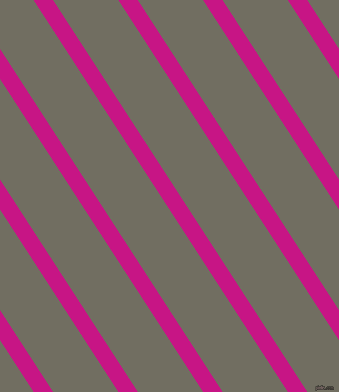 123 degree angle lines stripes, 32 pixel line width, 107 pixel line spacing, Medium Violet Red and Flint stripes and lines seamless tileable