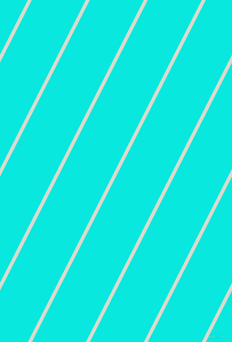 63 degree angle lines stripes, 7 pixel line width, 95 pixel line spacing, Milk White and Bright Turquoise stripes and lines seamless tileable