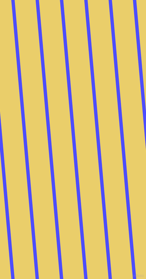 95 degree angle lines stripes, 11 pixel line width, 69 pixel line spacing, Neon Blue and Golden Sand stripes and lines seamless tileable