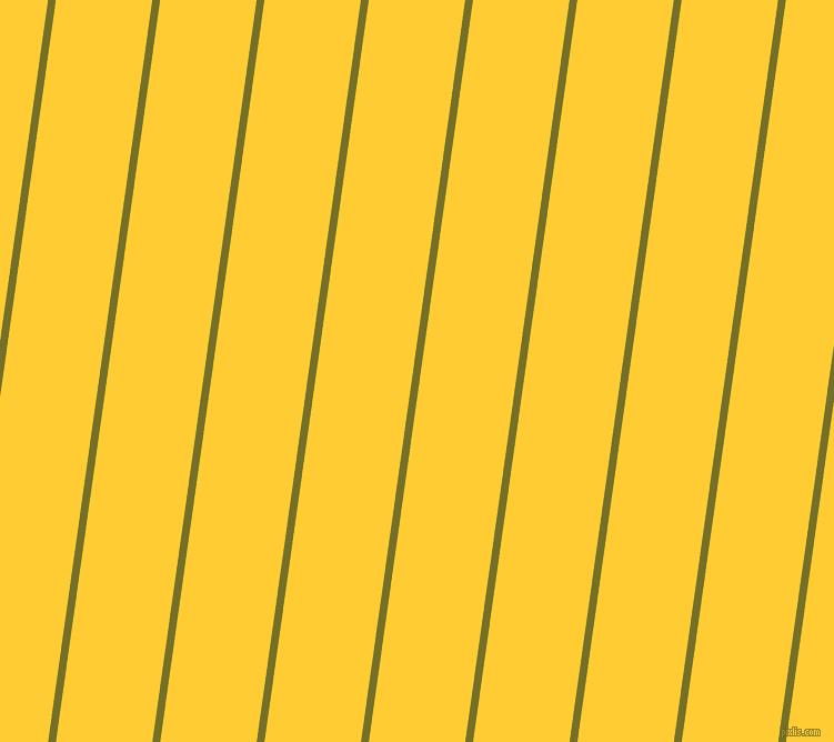 82 degree angle lines stripes, 7 pixel line width, 86 pixel line spacing, Olivetone and Sunglow stripes and lines seamless tileable