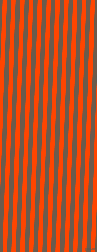 88 degree angle lines stripes, 14 pixel line width, 14 pixel line spacing, Orange Red and Domino stripes and lines seamless tileable