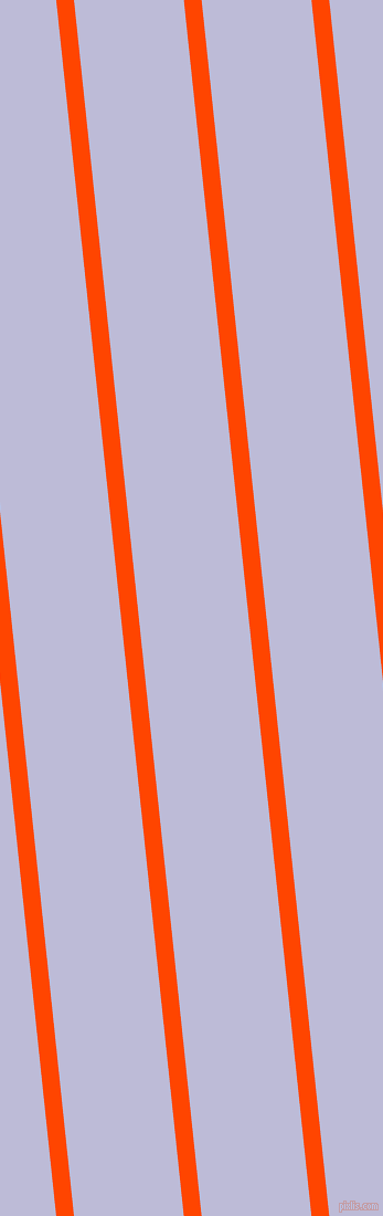 96 degree angle lines stripes, 16 pixel line width, 99 pixel line spacing, Orange Red and Lavender Grey stripes and lines seamless tileable