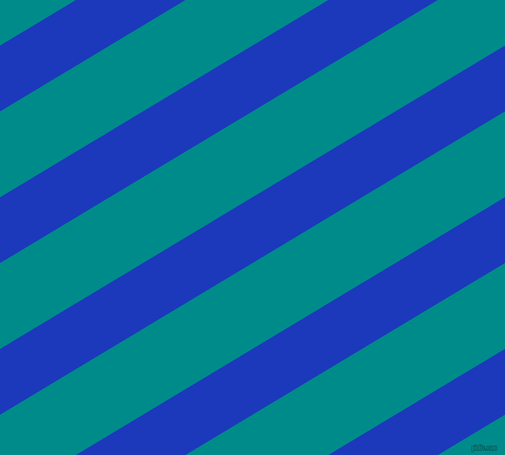 31 degree angle lines stripes, 79 pixel line width, 103 pixel line spacing, Persian Blue and Dark Cyan stripes and lines seamless tileable