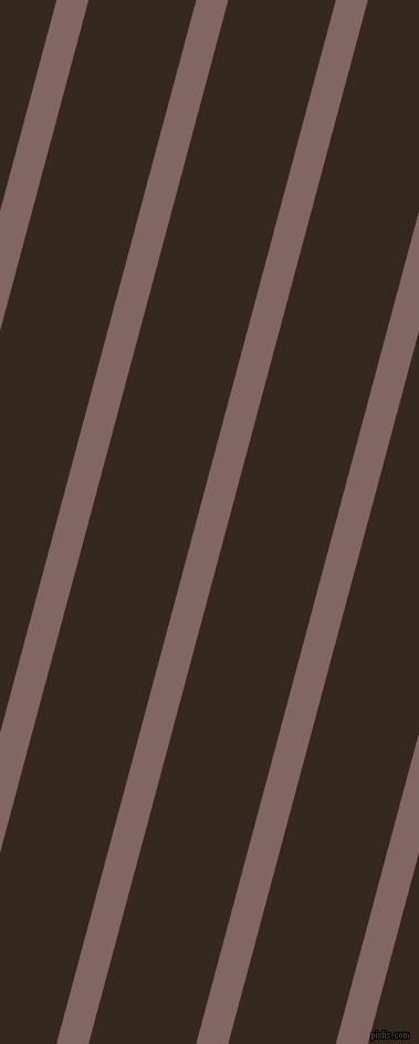 75 degree angle lines stripes, 28 pixel line width, 94 pixel line spacing, Pharlap and Cocoa Brown stripes and lines seamless tileable