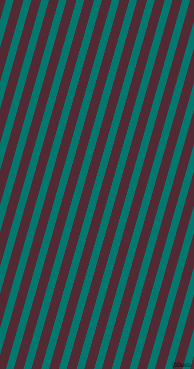 74 degree angle lines stripes, 15 pixel line width, 19 pixel line spacing, Pine Green and Black Rose stripes and lines seamless tileable
