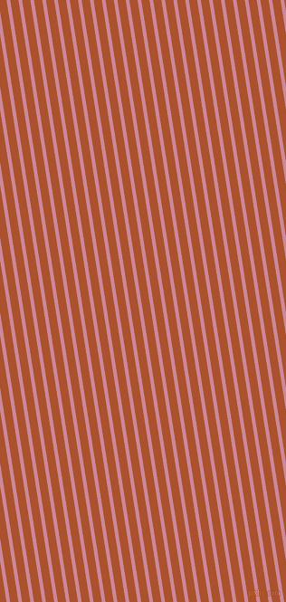 99 degree angle lines stripes, 4 pixel line width, 9 pixel line spacing, Puce and Rose Of Sharon stripes and lines seamless tileable