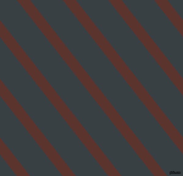 128 degree angle lines stripes, 34 pixel line width, 84 pixel line spacing, Redwood and Charade stripes and lines seamless tileable