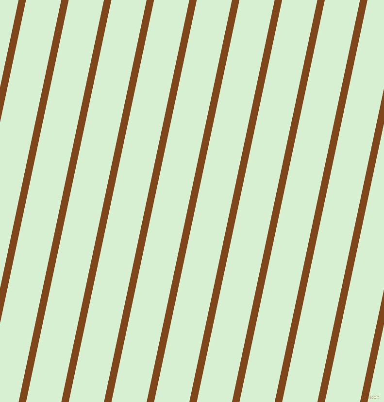 78 degree angle lines stripes, 15 pixel line width, 71 pixel line spacing, Russet and Blue Romance stripes and lines seamless tileable