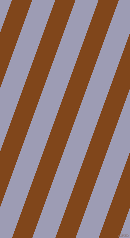 70 degree angle lines stripes, 65 pixel line width, 74 pixel line spacing, Russet and Logan stripes and lines seamless tileable