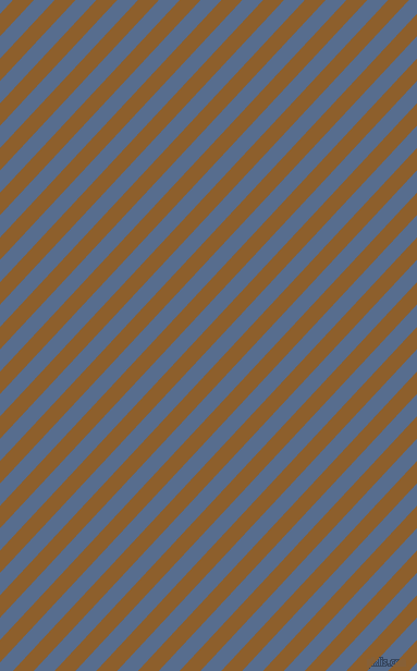 47 degree angle lines stripes, 14 pixel line width, 14 pixel line spacing, Rusty Nail and Kashmir Blue stripes and lines seamless tileable